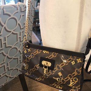 Authentic Louis Vuitton Charms pouchette bundle